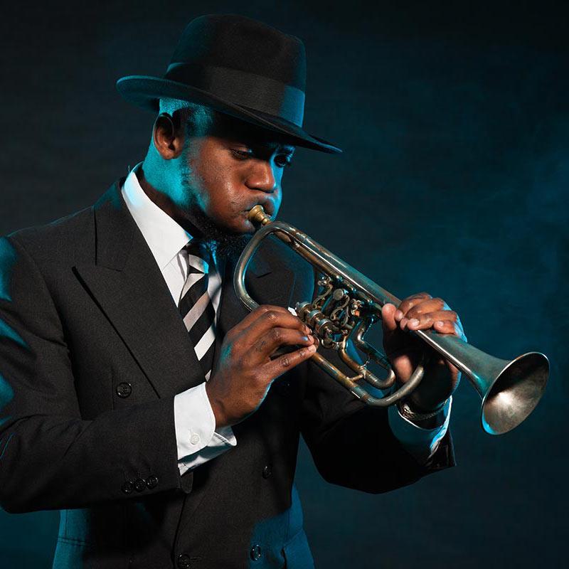 John Yoakim, trumpet